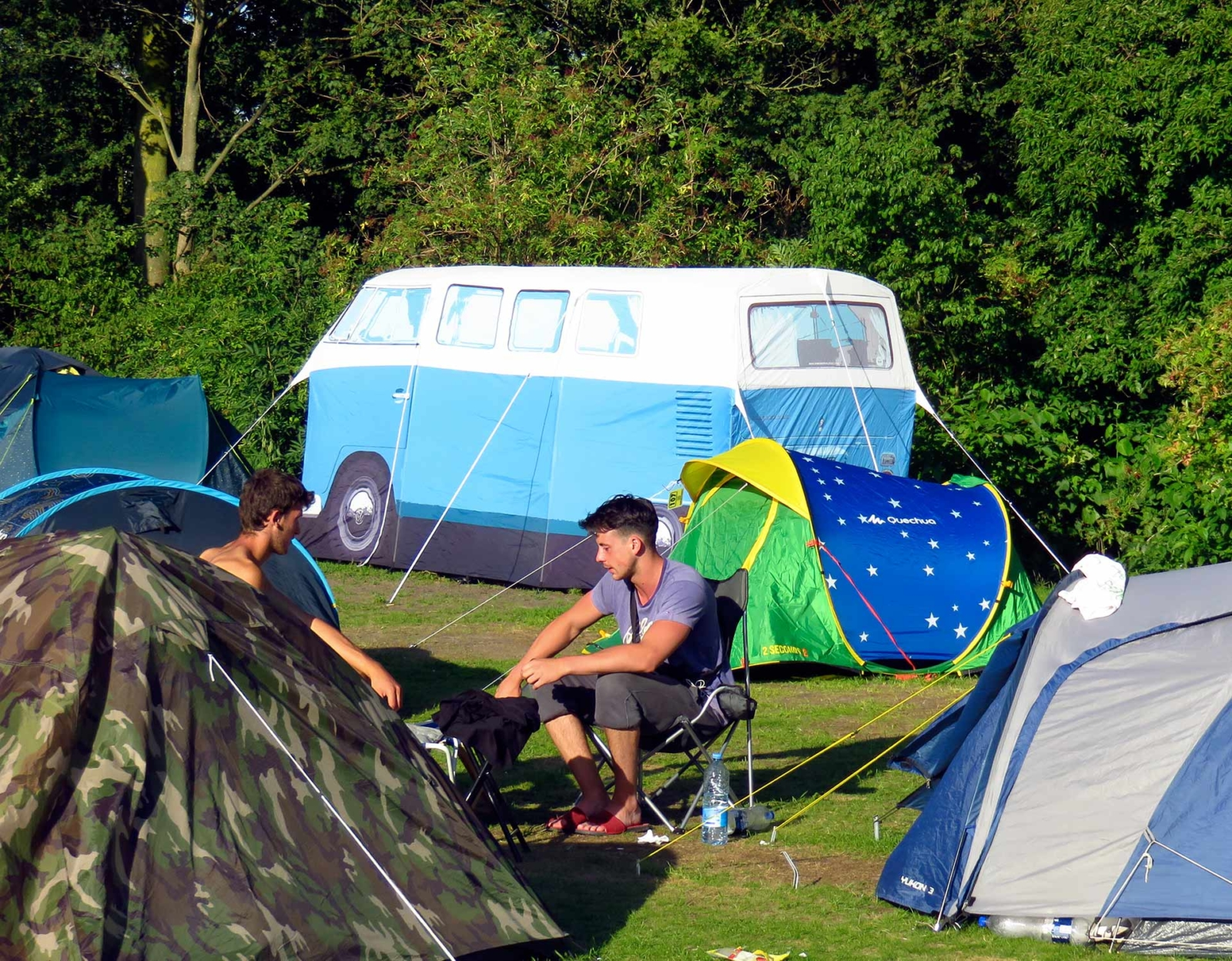 Get Just About Anywhere And Camp Out Anywhere Using Off - Road Camp Trailers