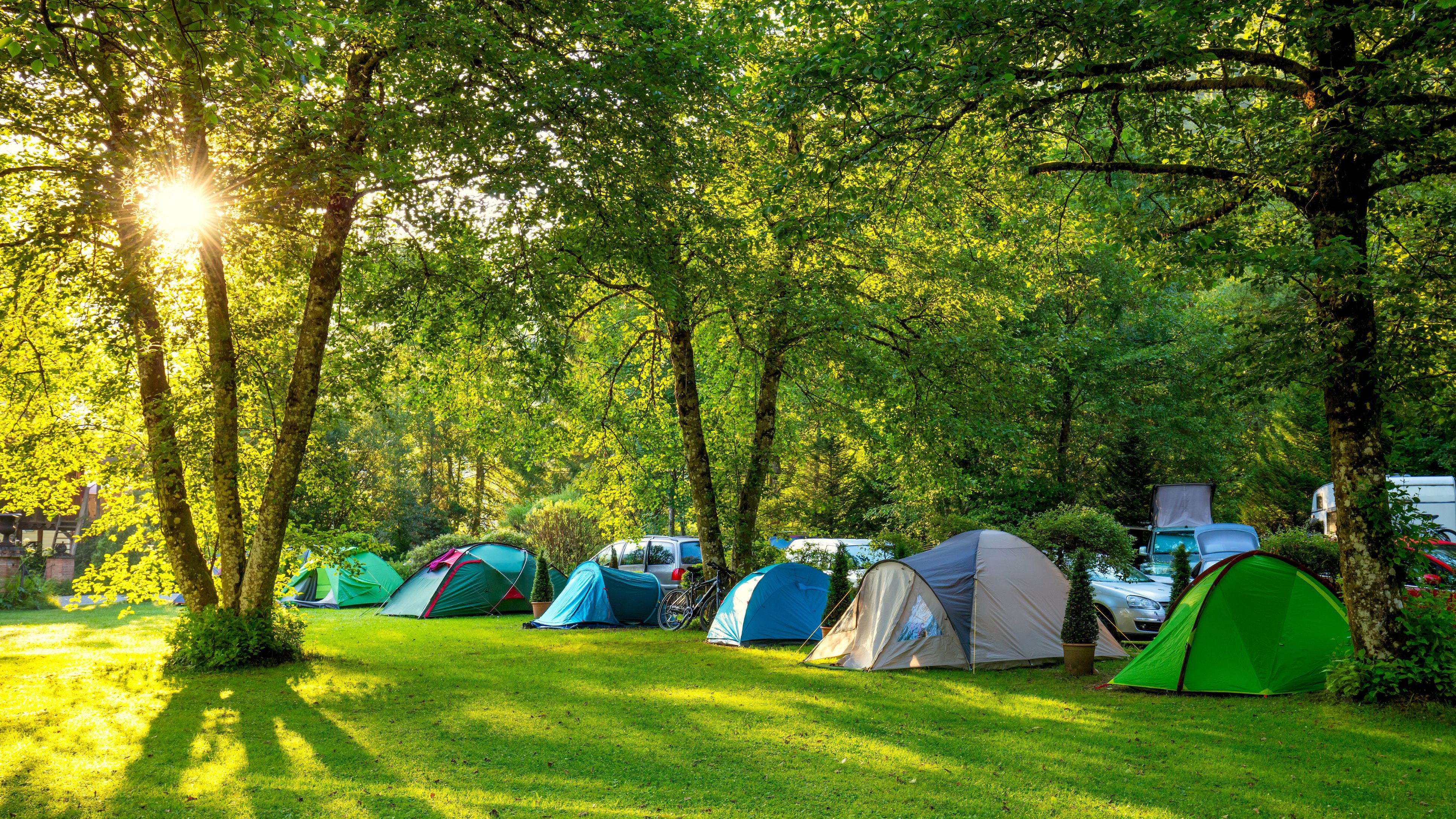 Kentucky RV Camping - Camp in The Land of Bluegrass