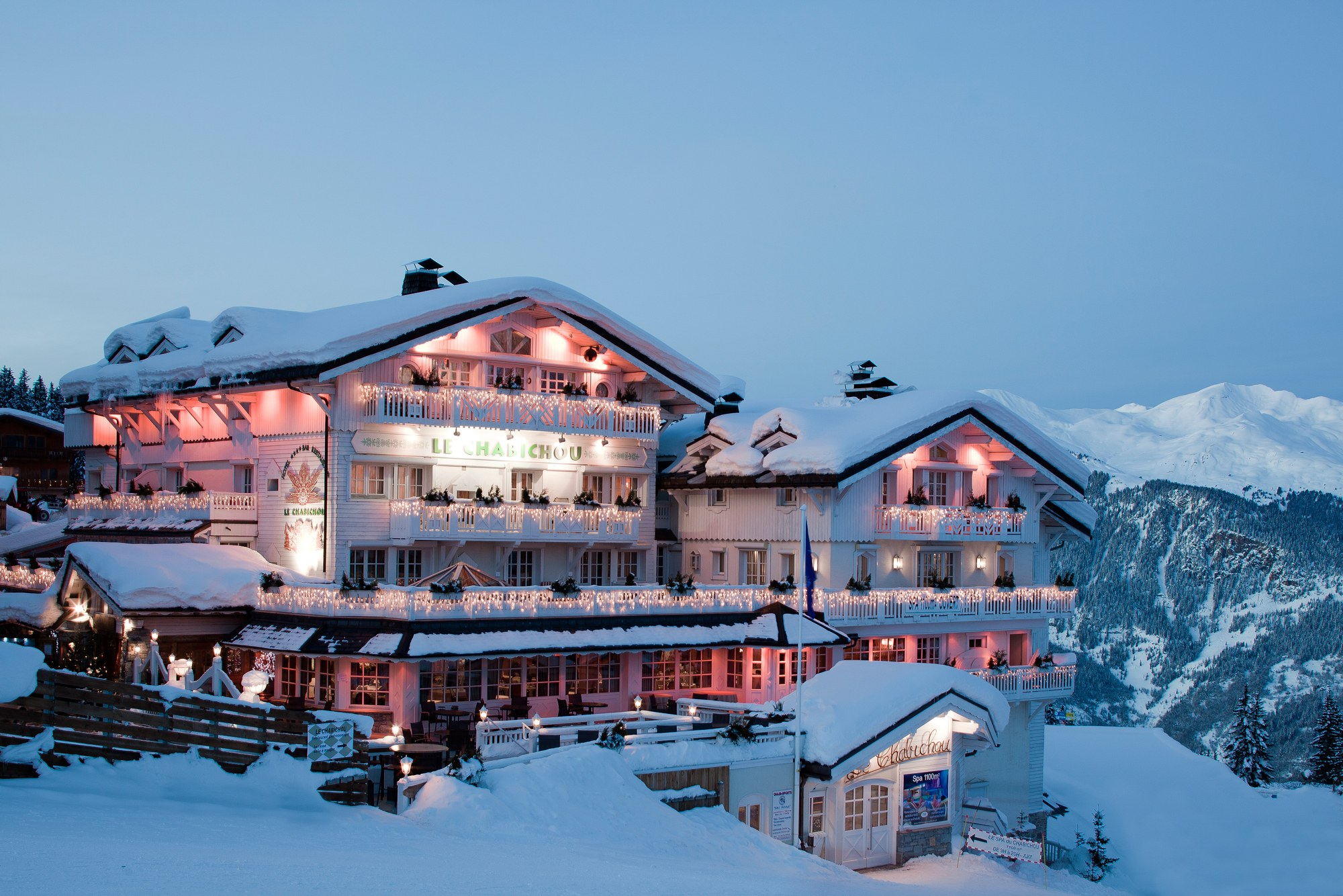 Valle Nevado Chile Ski Resort